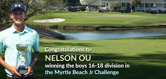 Challenge Alx Myrtle Jr Challenge Junior Players Golf Academy
