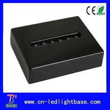 led light base for crystal rectangular led light base for crystal rectangular led light base