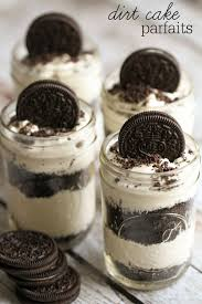 dirt cake parfaits