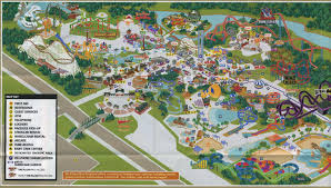 Great America Map Santa Clara by Superhero Glow Run Six Flags Great America New Santa Clara 49ers