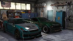 dream garage gtavcustoms dream garage