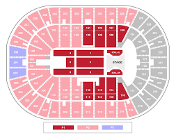 Staples Center Seating Map U S Bank Arena Tim Mcgraw Faith Hill