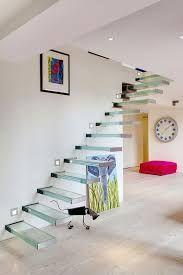 beautiful modern homes interior times square glass stair search for daap