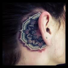 cover tattoo behind your ear don t forget to wash behind your ears rat a tat tat style
