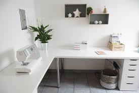 Corner L Desk Linnmon Countertops 2 Pcs 2 00 M X 0 60 Cm 2 Pcs 1 75 M X 0 75
