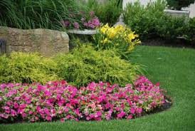 how to plant a flower garden decorating clear
