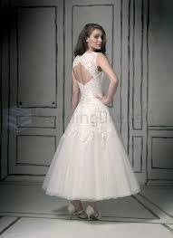 tea length wedding dresses uk a line tea length wedding dresses reviewweddingdresses net