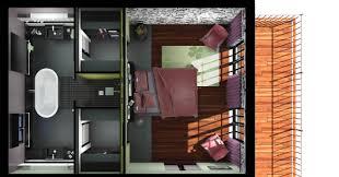 chambre parentale avec salle de bain et dressing plan de suite parentale dressing et salle de bain mineral bio