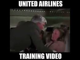 Training Meme - united airlines training video youtube