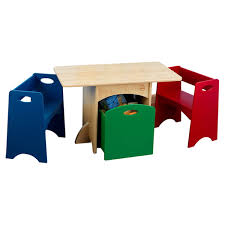 Kids Table And Chairs With Storage Childrens Table And Chair Sets Webnuggetz Com
