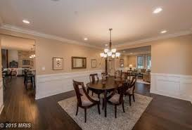 Tan Dining Room Wainscoting Design Ideas  Pictures Zillow Digs - Dining rooms with wainscoting