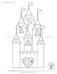 cinderella party coloring pages