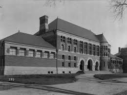 richardson architect file austinhallharvard jpg wikimedia commons