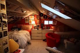 modern attic bathroom remodeling ideas bedside black wooden