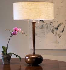 Modern Designer Lighting By Spaltana The Handturned Cherry Stem - Table lamps modern design