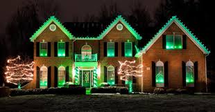 Christmas Decor Light Installation by Christmas Light Installation Hanging Company Frederick Md