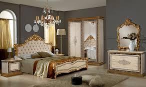 Schlafzimmer In Beige Schlafzimmer Jenny In Beige Gold Luxus Edel Italienisch Jen Setbe