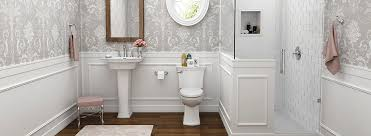 Make The Most Of A Small Bathroom How To Turn A Small Bathroom Into A Perfect Powder Room