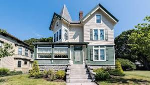 murder accused lizzie borden u0027s massachusetts house for sale