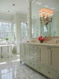 waterworks fixtures custom cabinetry inlaid marble floors u0026 tub