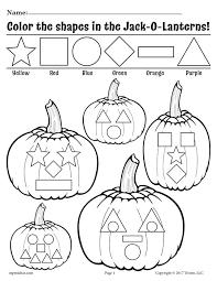 17 free preschool pumpkins worksheets u0026 printables