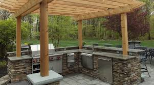 Kitchen Design Must Haves 3 Must Haves In Your Outdoor Kitchen Landworx Of Ny Landscape