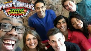 power rangers dino charge supercharge cast interview