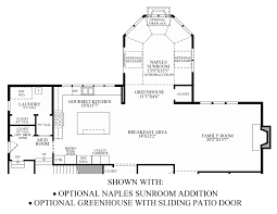 sunroom plans hasentree executive collection the wake forest home design