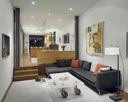 Living Room Simple Interior Designs - 38 best step down living rooms images on pinterest sunken living