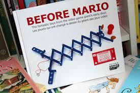 book review before mario nintendo