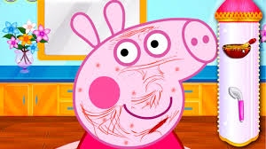 peppa pig games peppa pig face care peppa pig english episodes