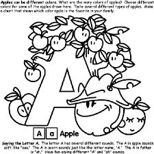 alphabet a coloring page crayola com