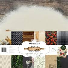 bon appetit kitchen collection recipes and cooking scrapbooking