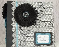 Scrapbook Wedding Album Engagement Album Etsy
