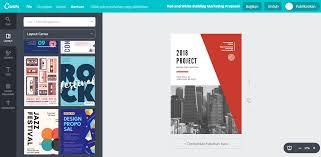 contoh desain proposal keren buat desain proposal kegiatan yang luar biasa keren canva