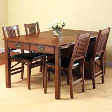 Rectangle Drop Leaf Table Dining Table Narrow Width Dining Table Rectangular Kitchen Long