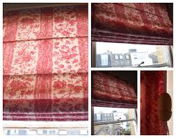 Tweed Roman Blinds Roman Blinds Shades For The Landing U2013 Ooobop