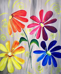 spring painting ideas 2061 best paint party images on pinterest canvas paintings
