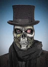 Terminator Halloween Costume Ironic Sans Idea Reboot Terminator