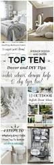top ten decorating u0026 diy tips of 2016 setting for four