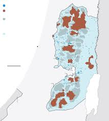 Israel World Map When Israelis View 50 Years Of Occupation In Palestine As Normal
