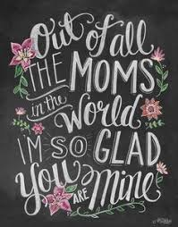 image result for thank you mom quotes from daughter esther