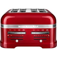 Under Cabinet 4 Slice Toaster by Kitchenaid Pro Line 4 Slice Automatic Toaster U0026 Reviews Wayfair