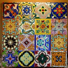 Best Mexican Tile Back Splash Images On Pinterest Backsplash - Mexican backsplash tiles