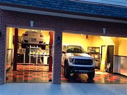 Cool Garage Floors by Garage Interior Cool Garage Floor Ideas Cool Flooring Ideas