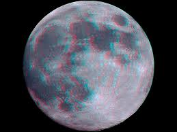 3d Pictured Apod 2007 June 2 3d Full Moon