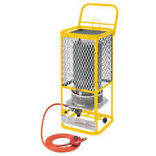 patio gas heaters for sale garage heaters gas fired space heaters machine mart