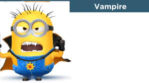 despicable me minion rush vampire costume halloween youtube