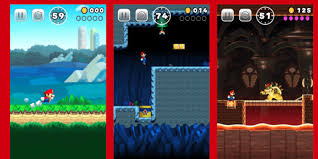 mario android mario run is coming to android