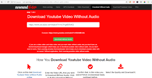 download youtube video with subtitles online download youtube video without audio no sound video